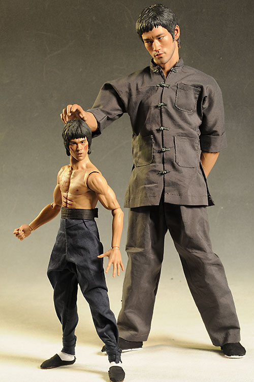 Bruce Lee Masterpiece HD figure by Enterbay