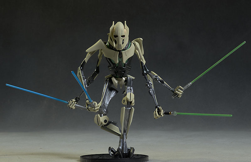Disney Elite Star Wars General Grievous action figure