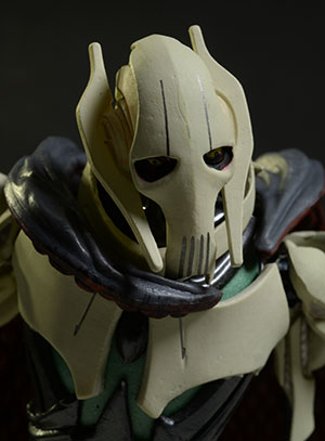 Review And Photos Of General Grievous Elite Series Action