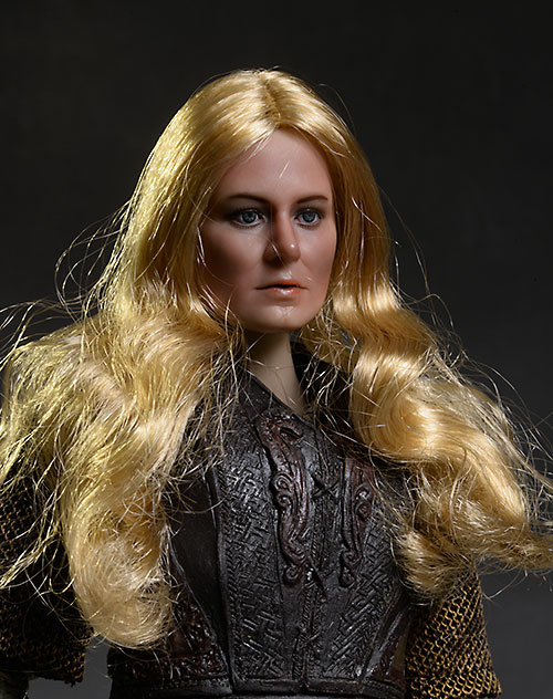 Eowyn Lord of the Rings action figure by Asmus