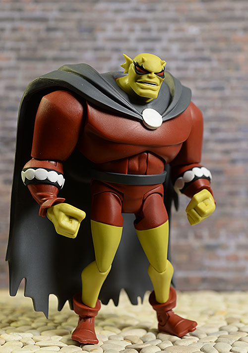 TNBA Etrigan animated action figures by DC Collectibles