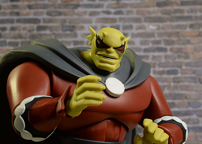 TNBA Etrigan animated action figure by DC Collectibles