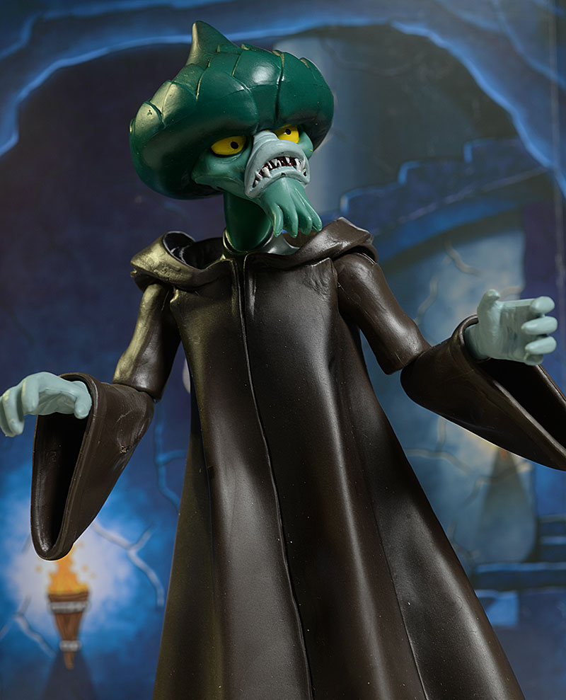 Evil Seed Filmation Master of the Universe action figure by Mattel