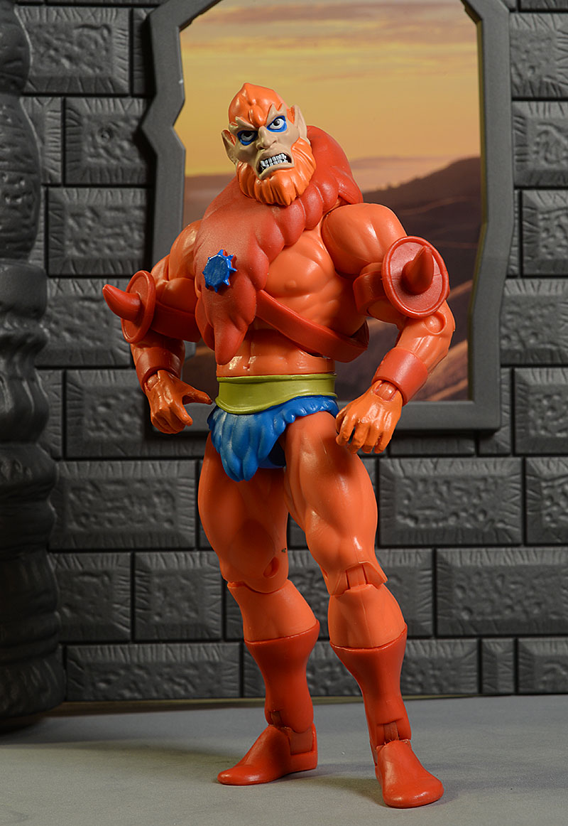 Beastman Filmation Master of the Universe figure by Mattel