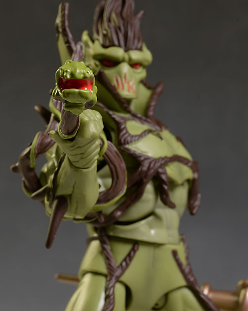 MOTUC Evil Seed action figure by Mattel