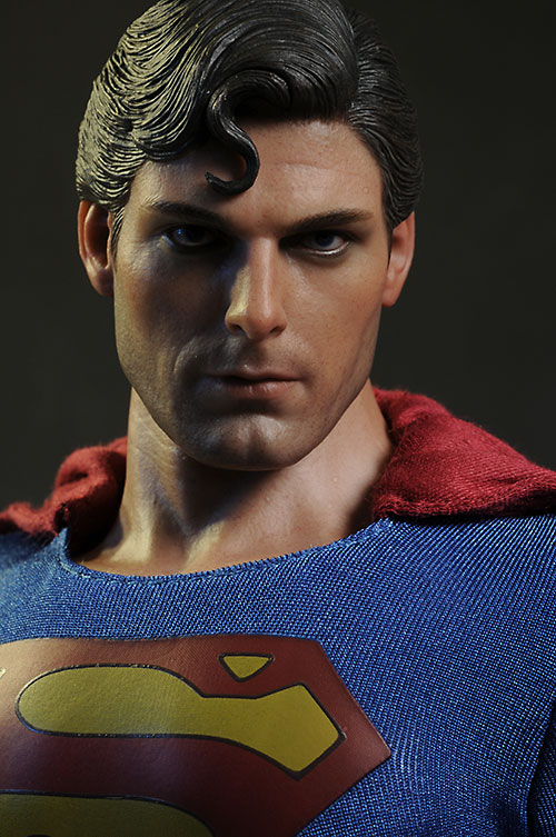 Superman III Evil Superman action figure by Hot Toys