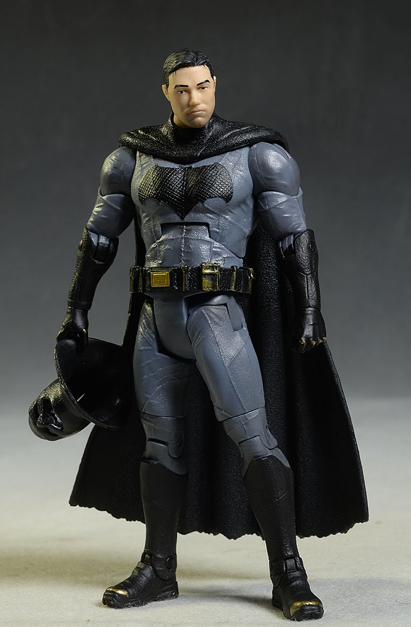 excBatman Unmasked variant Multiverse action figure by Mattellbvs