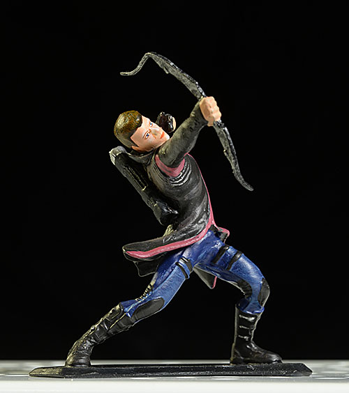 Avengers Hawkeye Metal Miniatures die cast figure by Factory Entertainment