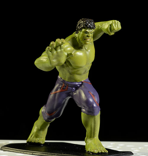 Avengers Hulk Metal Miniatures die cast figures by Factory Entertainment