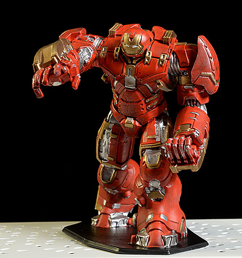 Avengers Hulkbuster Metal Miniatures die cast figure by Factory Entertainment
