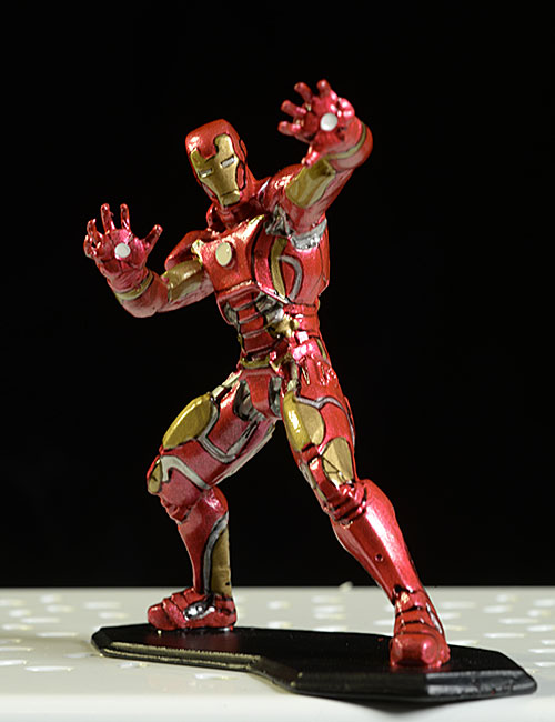 Avengers Iron Man Metal Miniatures die cast figure by Factory Entertainment