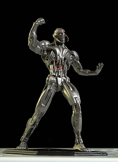 Avengers Ultron Metal Miniatures die cast figure by Factory Entertainment