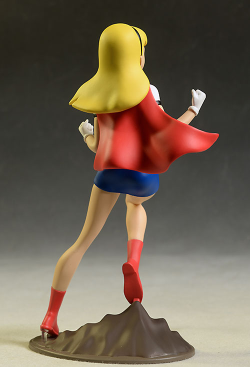 Femme Fatales Supergirl statue by Diamond Select Toys