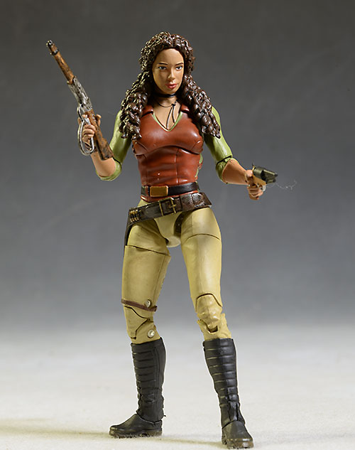 Legacy Firefly action figures by Funko