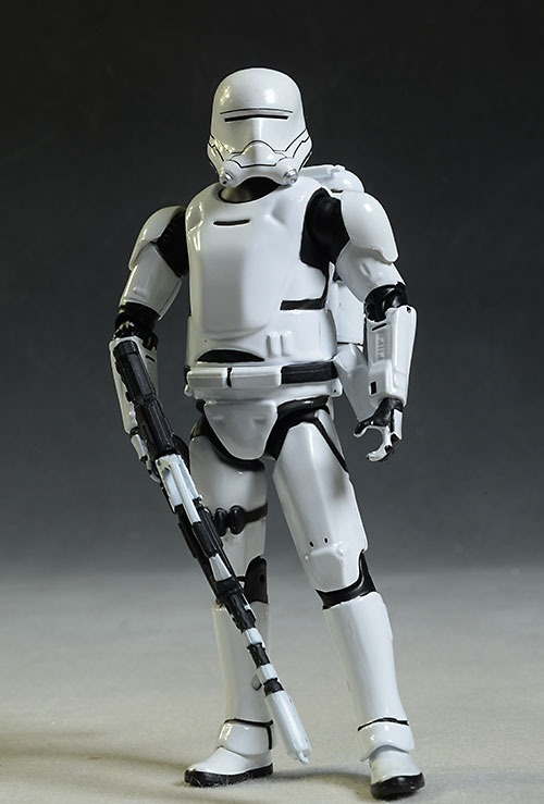 Star Wars First Order FlameTrooper figure by Disney