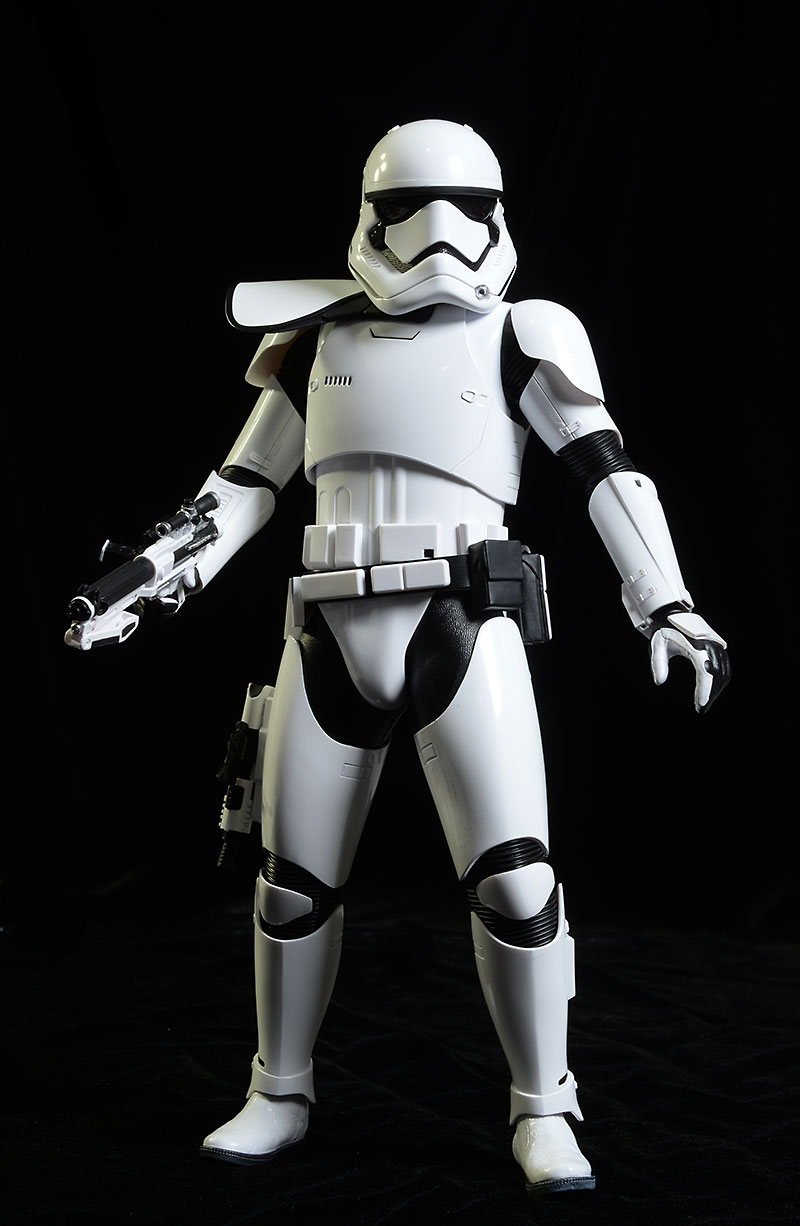 First Order Squad Leader Stormtrooper action figure by Hot Toys