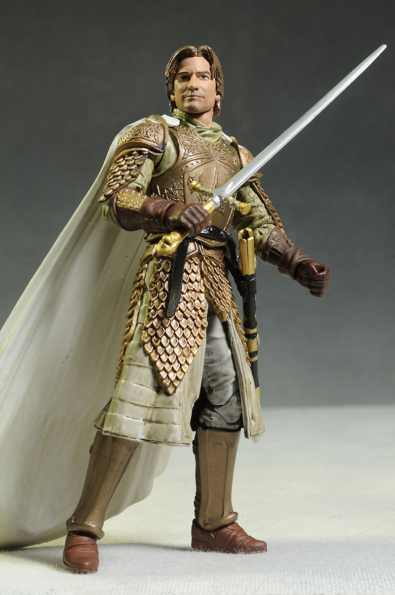 Game Of Thrones Toys : Review and photos of game thrones jaime brienne