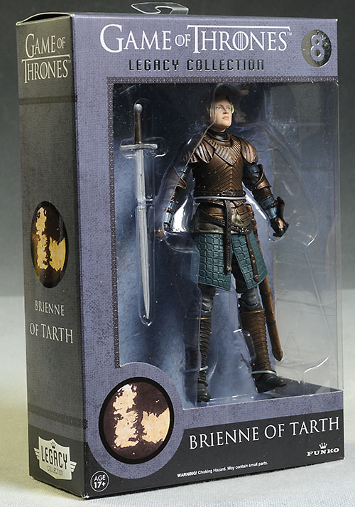 Game of Thrones Jaime & Brienne figures by Funko
