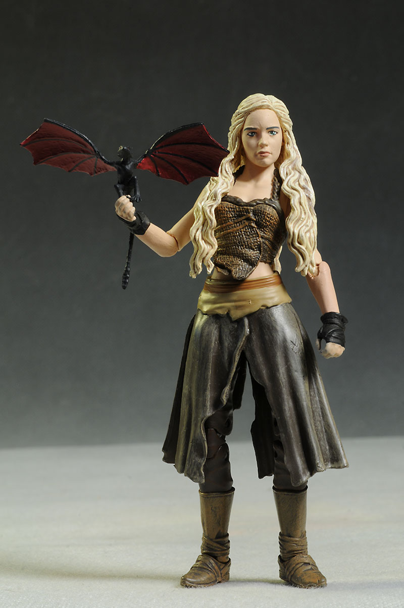 Daenerys Targaryen Game of Thrones action figure by Funko