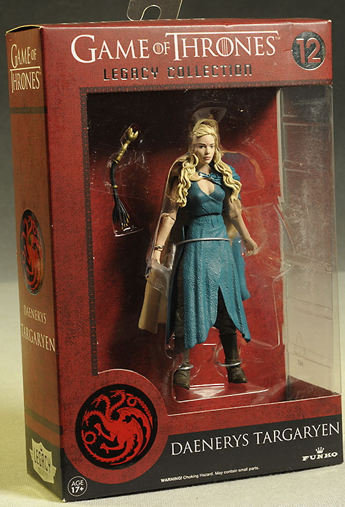 Game of Thrones Drogo & Daenerys action figures by Funko