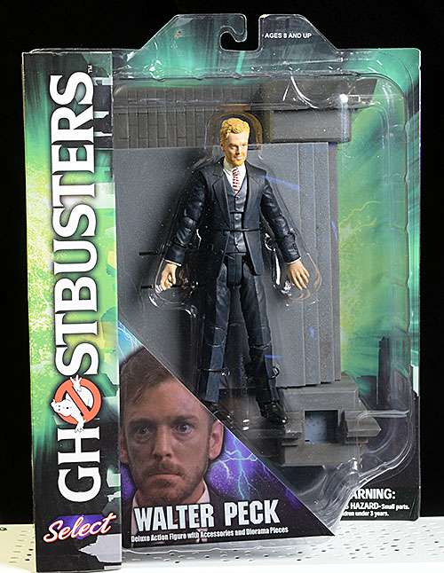 Ghostbusters Peck action figure by Diamond Select Toys