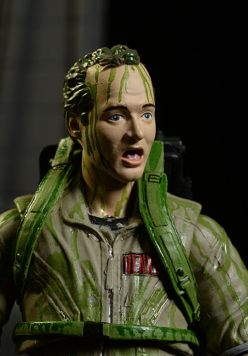 Ghostbusters Slimed Peter action figure by Diamond Select Toys