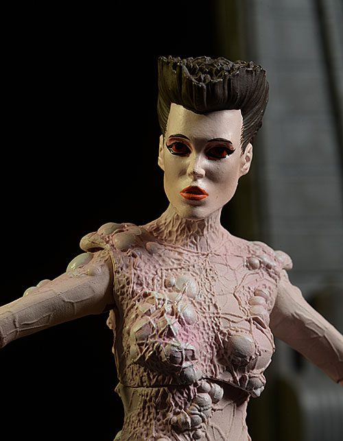 Ghostbusters Gozer action figure by Diamond Select Toys