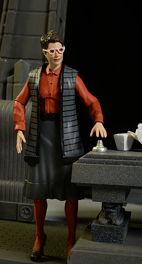 Ghostbusters Janine action figures by Diamond Select Toys?
