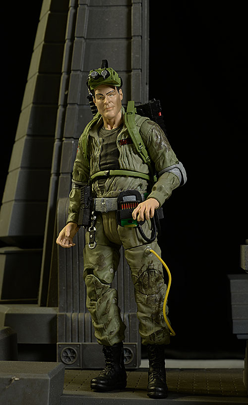 Ghostbusters Quittin' Time Ray action figures by Diamond Select Toys?