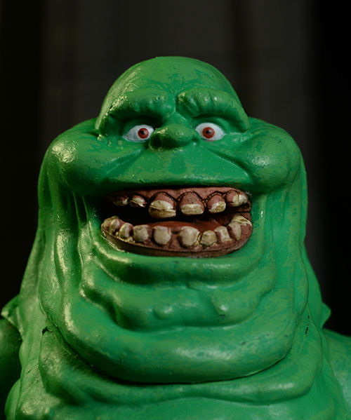 Ghostbusters Slimer action figures by Diamond Select Toys?
