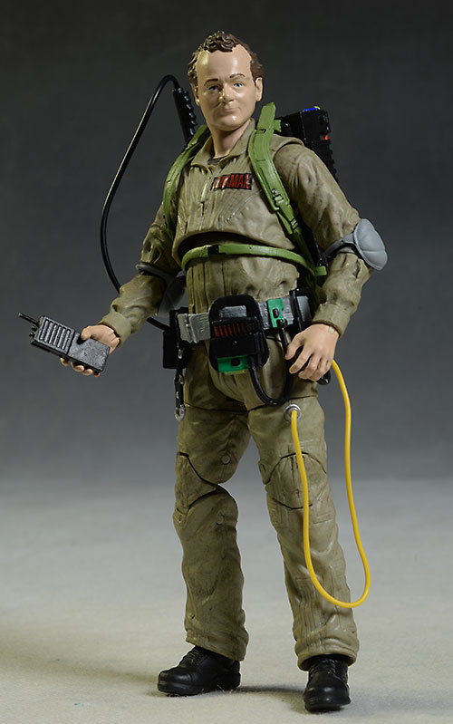 Ghostbuster Peter Venkman action figure by Diamond Select Toys