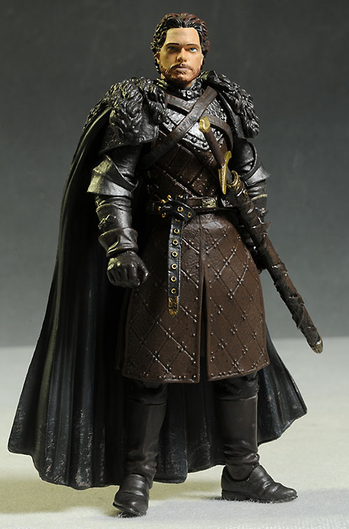 Game of Throns Robb and Arya action figures by Funko