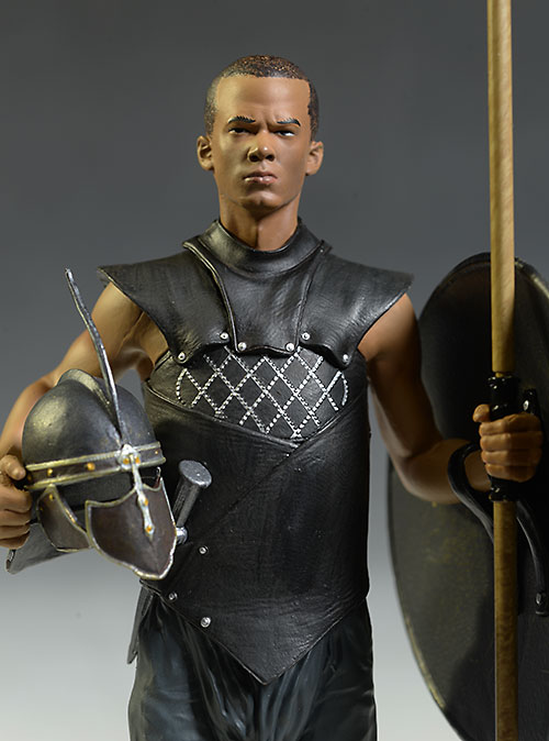 Game of Thrones Grey Worm figure by Dark Horse