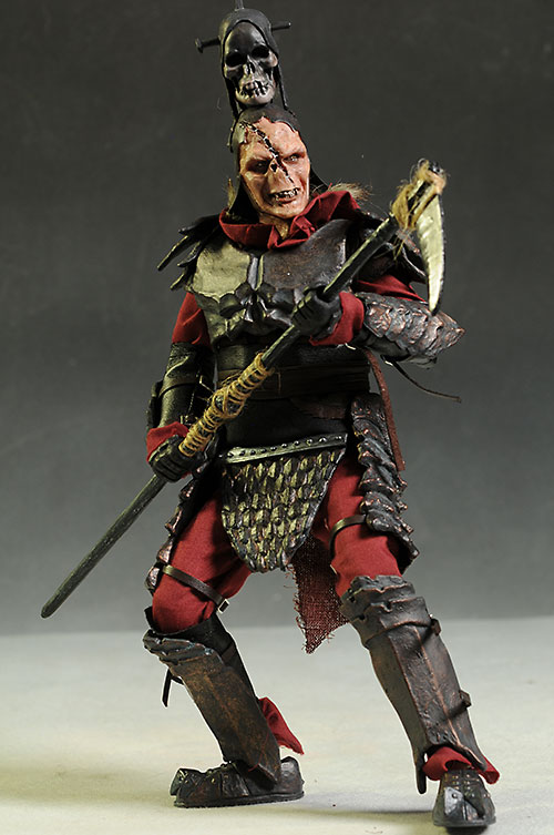 Guritz Lord of the Rings action figure by Asmus