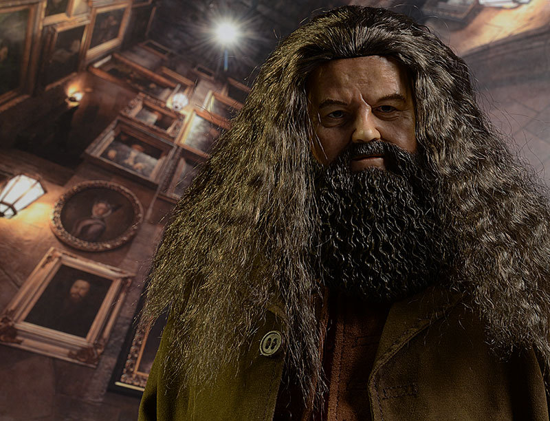 Harry Potter Hagrid sixth scale figure by Star Ace