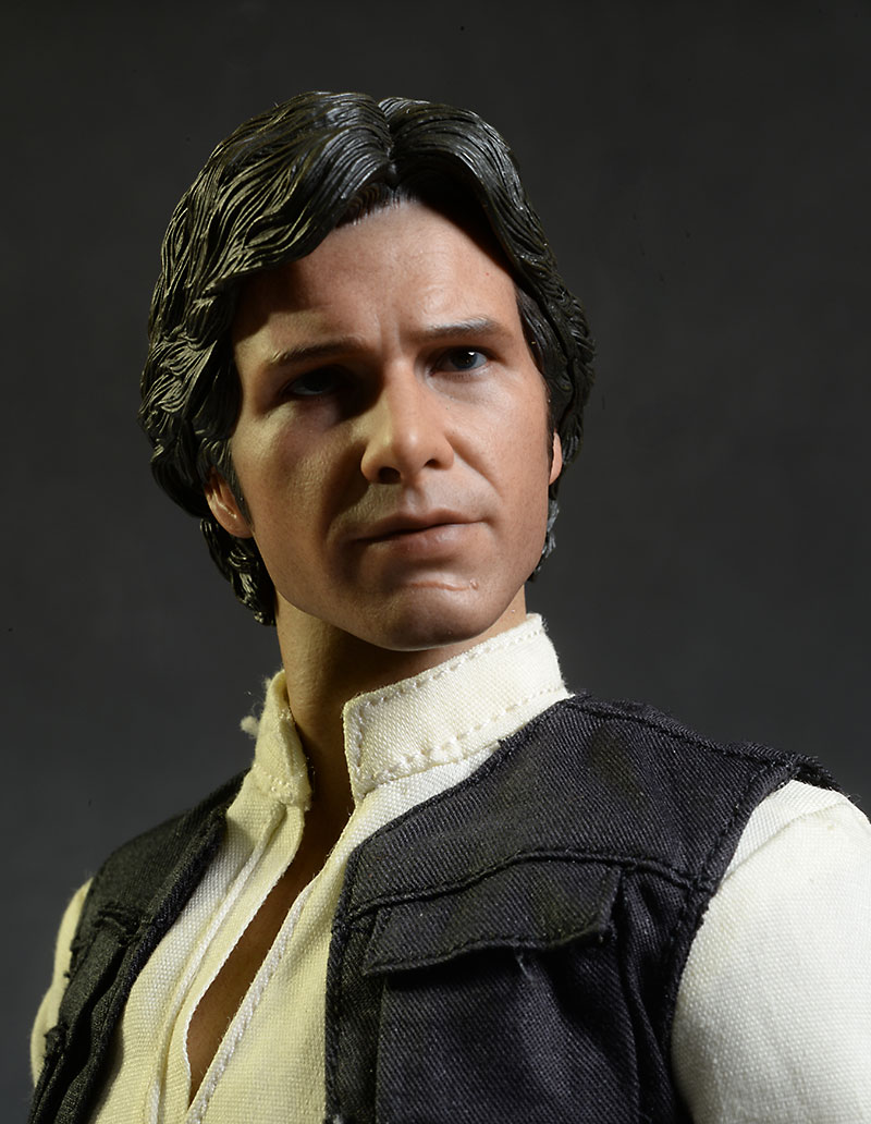 Star Wars Han Solo, Chewbacca sixth scale figuresStar Wars Han Solo, Chewbacca sixth scale figures by Hot Toys