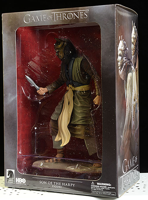 Game of Thrones Son of the Harpy action figure by Dark Horse