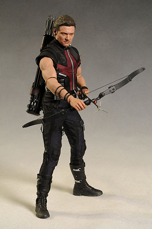 Avengers Hawkeye 1/6th action figure by Hot Toys