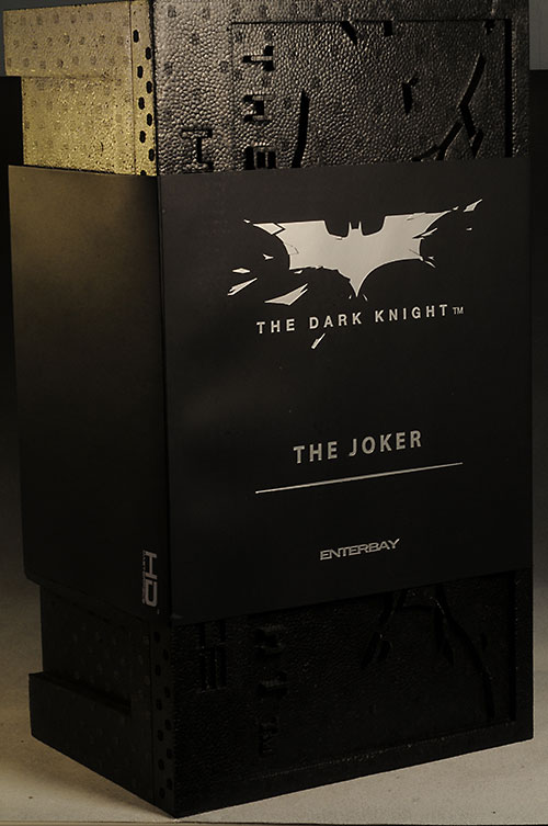 Joker Dark Knight Batman Masterpiece HD figure by Enterbay
