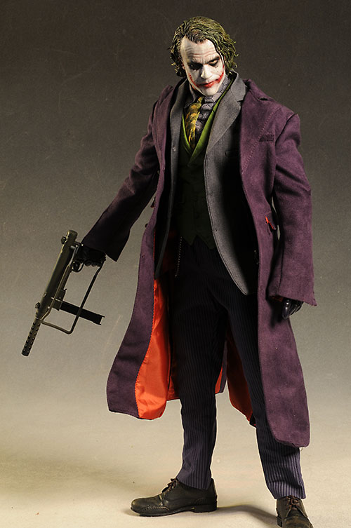 Joker Masterpiece HD figure by Enterbay
