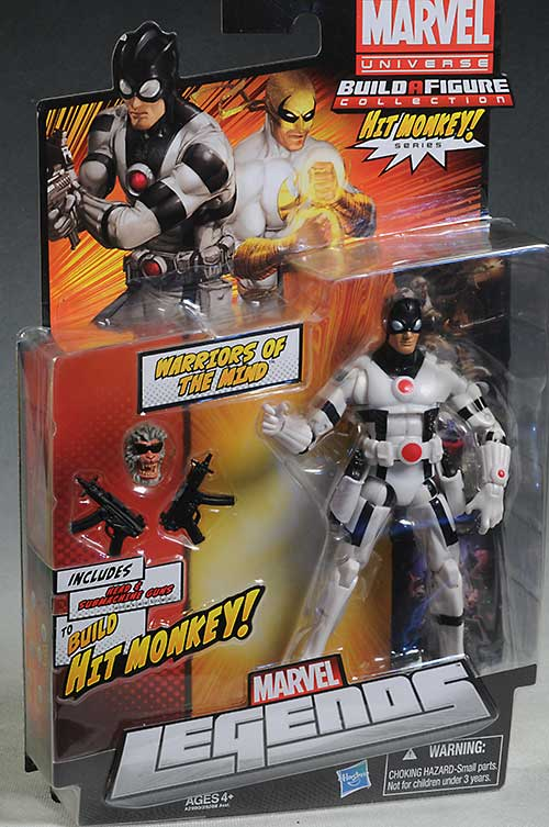 Marvel Legends Hit Monkey series action figures by Hasbro