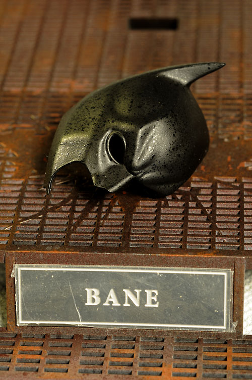 Bane Dark Knight Rises action figure by Hot Toys