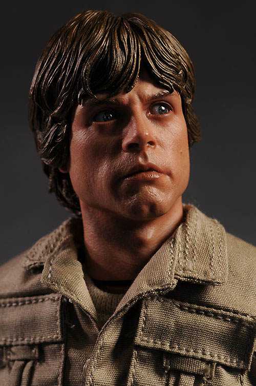 Bespin LukeSkywalker DX07 Star Wars action figure by Hot Toys