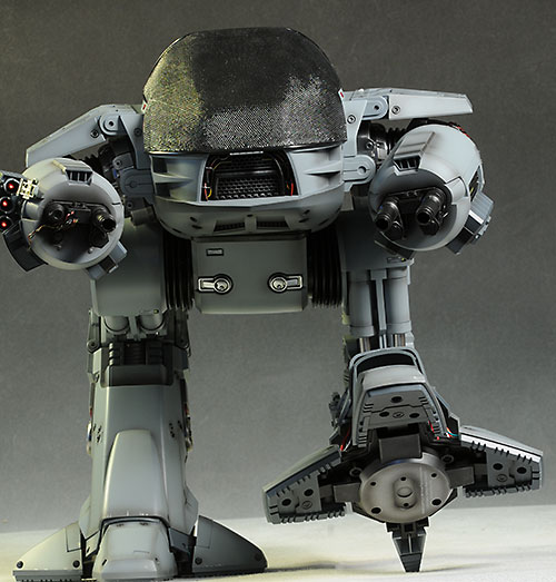 Robocop ED-209 sixth scale action figure by Hot Toys