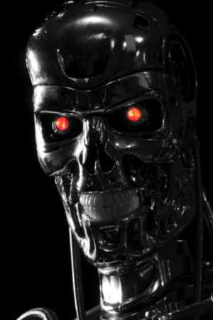 review and photos of terminator endoskeleton 14 scale