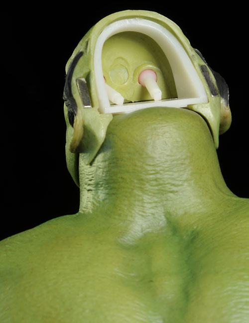 Avengers Hulk sixth scale action figure  by Hot Toys