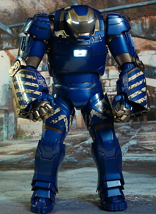 Hot Toys Iron Man 3 Igor action figure