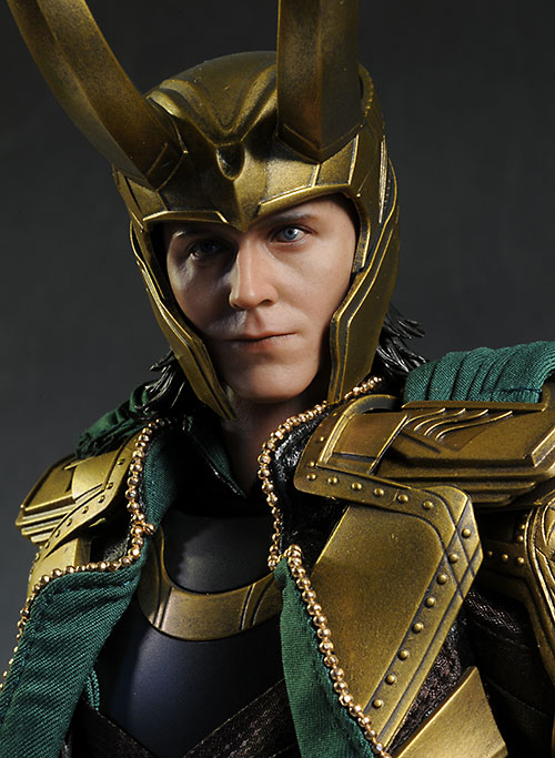 Review And Photos Of Avengers Loki 1 6th Action Figure By