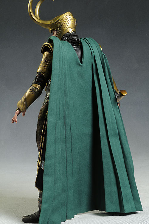 Avengers Loki 1/6th action figure by Hot Toys