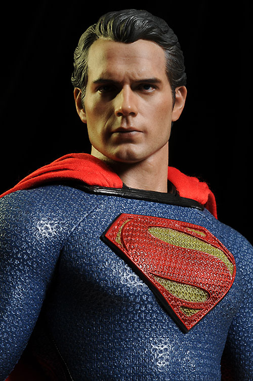 Hot Toys Man of Steel Superman action figure